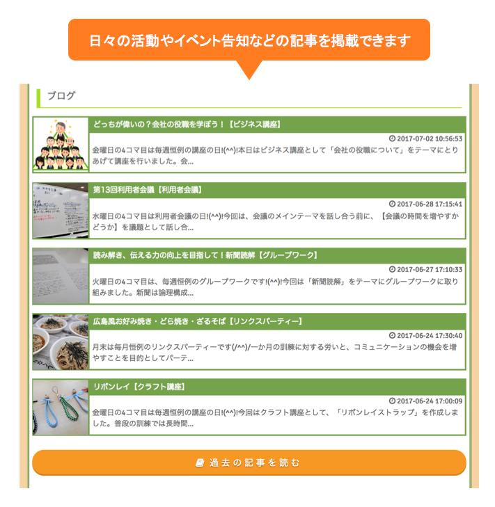 ブログ追加イメージ