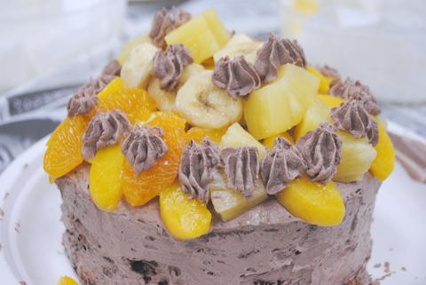 ケーキ完成形