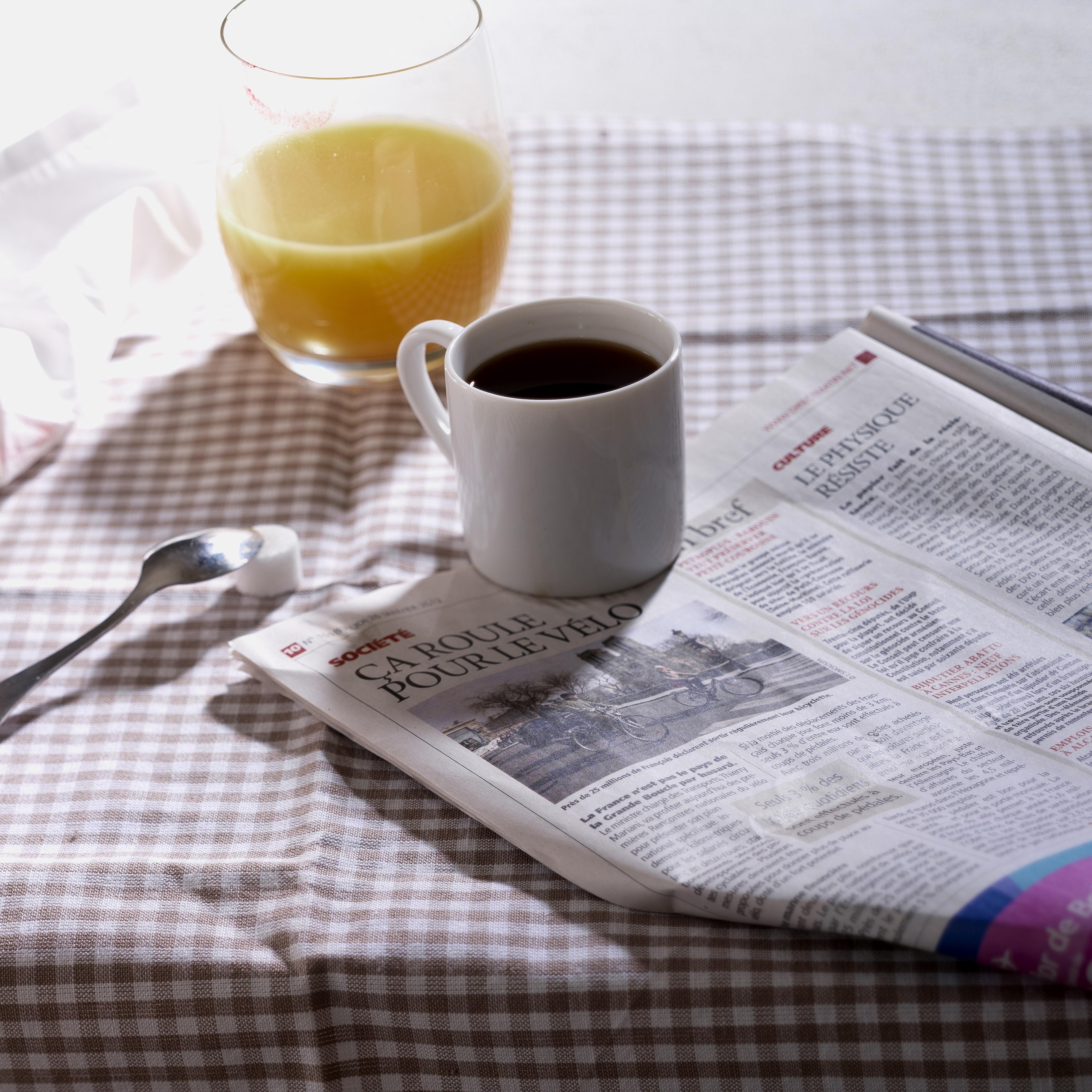 新聞を読む力