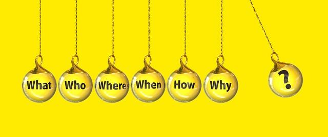 伝わりやすい質問の仕方