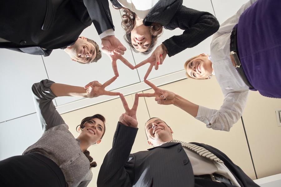 協調性を養うグループワーク