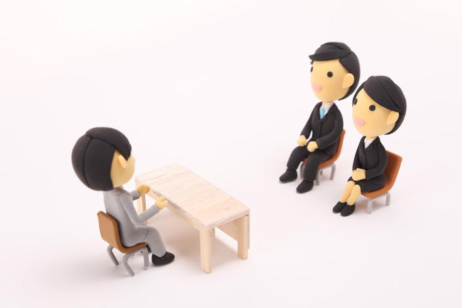 就職活動の方法